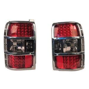 Image 1 - Geändert Auto LED Rücklicht Für Mitsubishi PAJERO V31 V32 1991 1992 1993 1994 1995 1996 1997 Bremslicht Blinker 2Pcs L R