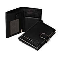 Bon Voyage Vintage Men Wallet Genuine Leather Short Wallets Male Multifunctional Cowhide Male Purse Coin Pocket