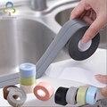 1 рулон для ванной стены уплотнительная полоса водонепроницаемый плесени доказательство самоклеющаяся лента кухонная раковина краевое уп...