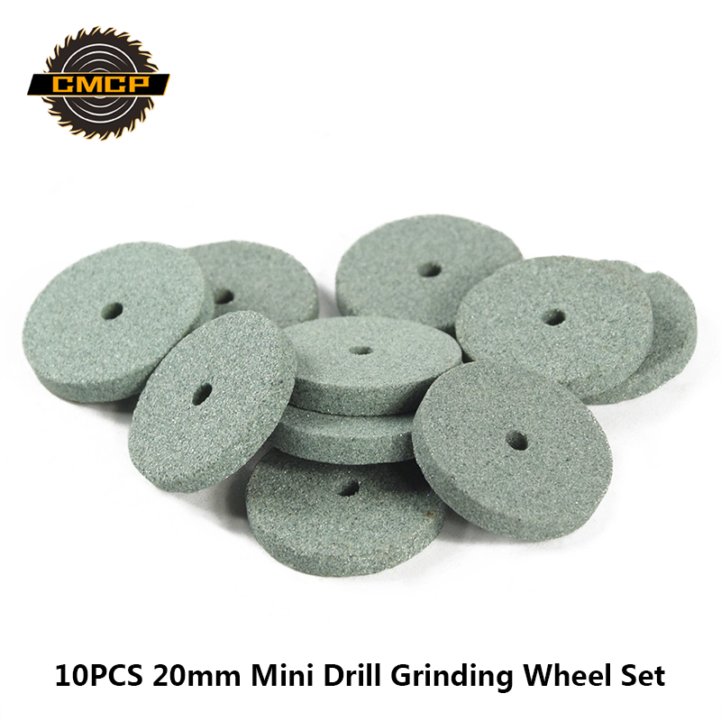Abrasive Disc 20mm Polishing Pad Accessories Grinder Rotary Tool For Dremel Grinder Polishing