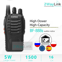 Baofeng BF 888S Single Band UHF 400 470MHz Cheapest Two Way Radio Baofeng BF 888S Transceiver for Ham Hotel Driver BF888S Talkie