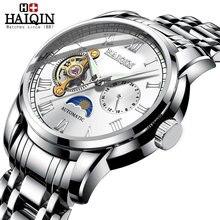 Часы наручные haiqin мужские с турбийоном брендовые Роскошные