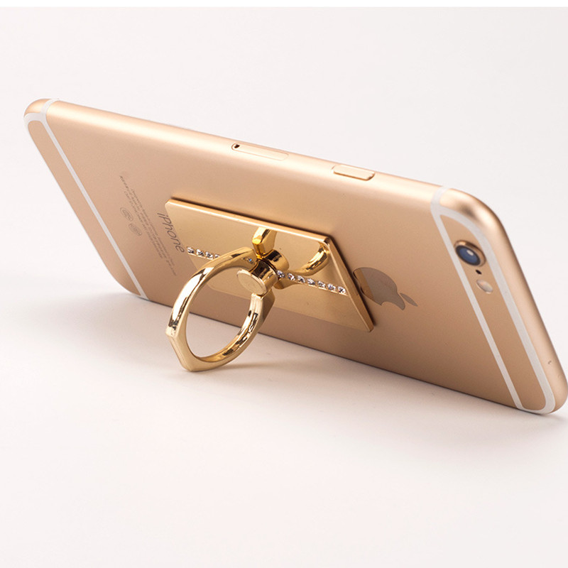 Universal Finger Ring Mobile Phone Smartphone Stand Holder For IPhone 8 7 6 Xiaomi Samsung Smart Phone IPAD MP3 Car Mount Stand