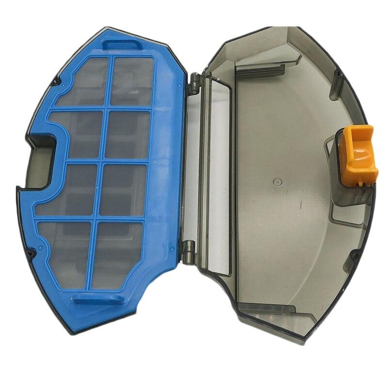 Пылесборник для CONGA EXCELLENCE iboto aqua v710 Eufy RoboVac 11 11C DEEBOT N79S Запчасти для бытовой техники