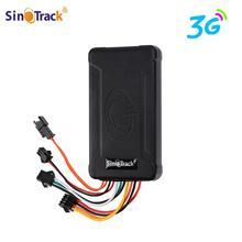 Rastreador GPS 3G WCDMA ST 906W GSM para coche, motocicleta, dispositivo de seguimiento 3G con corte de potencia de aceite y software móvil en línea