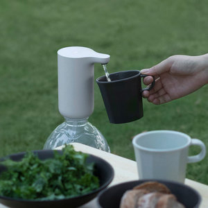 Image 5 - הכי חדש Youpin שלוש אזור T1 משאבת מים בבקבוק אחד חתיכה מים ראש עבור כל סוגים של בקבוקי מים לבן