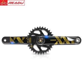 Mountainbike XX1 ADLER Kurbel Aufkleber AM DH Kurbel Aufkleber