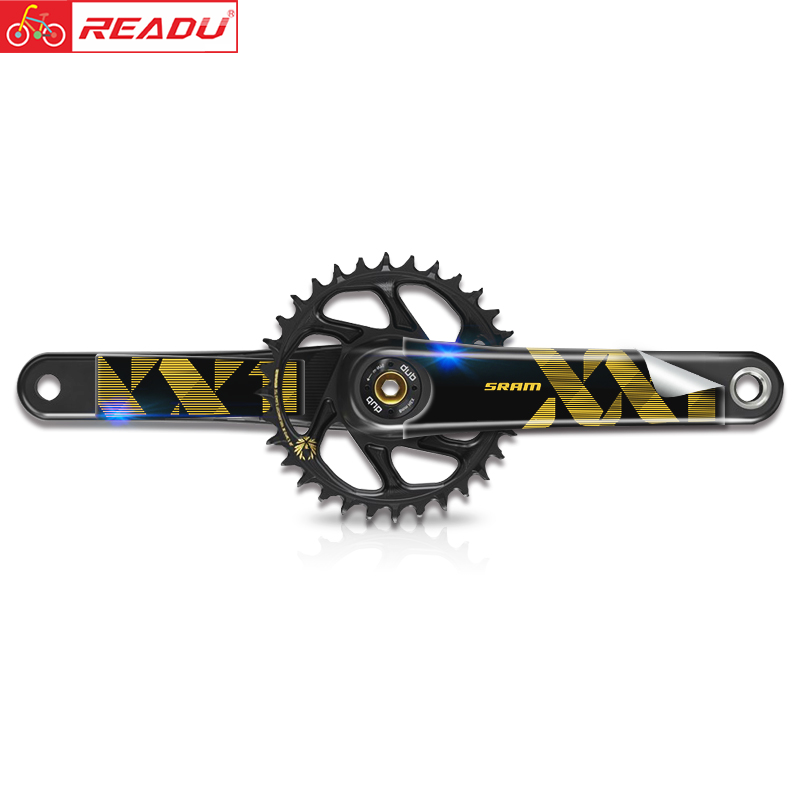 Mountainbike XX1 Eagle Crank Sticker Am Dh Crank Decal