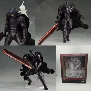Figma 410 Black Swordman Berserk Action Figure Model Toys Doll For Gift 1