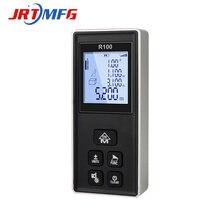Лазерный дальномер jrtmfg 100 м цифровой электронный измеритель