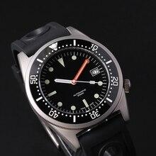 STEELDIVE כריש צלילה שעון 200m מכאני גברים שעון יד אוטומטי C3 סופר זוהר 1979 העתק אוטומטי שעונים גברים