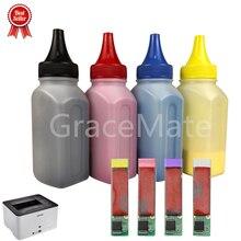 4 шт Тонер порошок+ 4 цвета для заправки картриджей samsung CLP 310 315 315W 320 325 CLX 3175 3175FN CLP310 CLP315 3285 CLT 409S K409S принтер