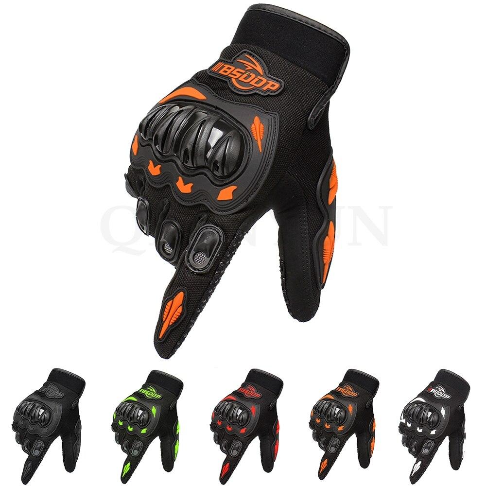 Quatre saisons moto universelle tout-terrain équitation gants imperméables pour KTM 990 Super Duke RC8 / R 690 Duke 1290 Super Duke R