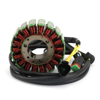 Areyourshop for CAN-AM ATV DS450 DS 450 2008-2015 2009 2010 2011 2012 420296323 Magneto Generator Engine Stator Coil ALTERNATOR