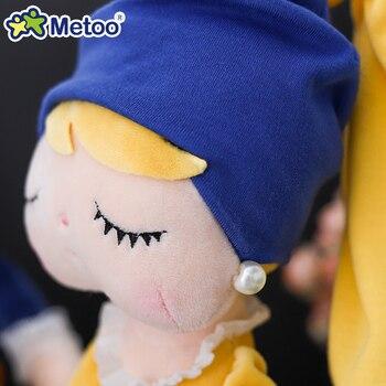 Оригинальные куклы Metoo, 37 см. 4