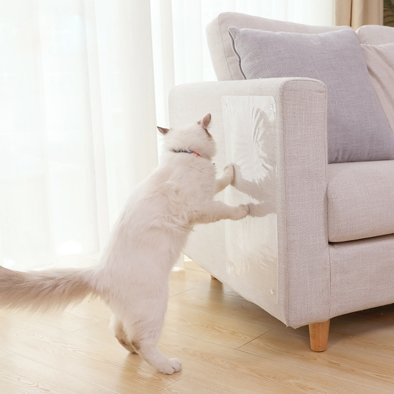 JORMEL Anti cat scratch sofa protective stickers cat scratch plate claw grinder door anti scratch stickers toy products