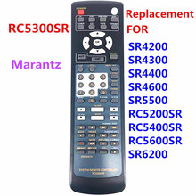 RC5300SR New Remote control For Marantz Audio System SR4200 SR4300 SR4400 SR4600 SR5500 RC5200SR RC5400SR RC5600SR SR6200