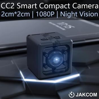 JAKCOM CC2 cámara compacta Super valor como montaje de bicicleta 8 pro Cámara skype go 5 negro c920s encuentro discovery