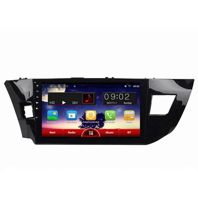 ChoGath 10.2'' Quad Core car Multimedia Player Android 8.1 Car Radio GPS Navigation Player for Toyota Corolla 2014 2015 with usb