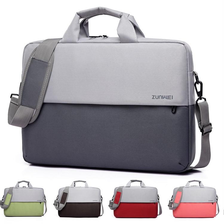 Waterproof Laptop Bag Shoulder Aslant on Business Briefcase Shockproof Portable Laptop Bag Side Bag for Men Sac Homme