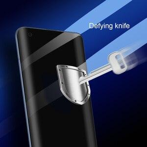 Image 3 - Tempered Glass For Xiaomi Mi 10 Ultra Mi10 / 10 Pro Nillkin 3D CP+ Max Full Cover Screen Protector For Xiaomi Mi 10 Glass