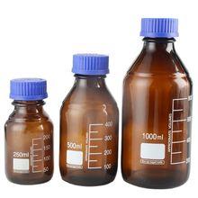 Лаборатория высокого качества 50 мл 100 250 500 1000 стеклянный