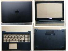 Novo portátil para dell latitude 3590 l3590 e3590 lcd capa traseira caso superior/moldura dianteira/apoio de mãos/base inferior