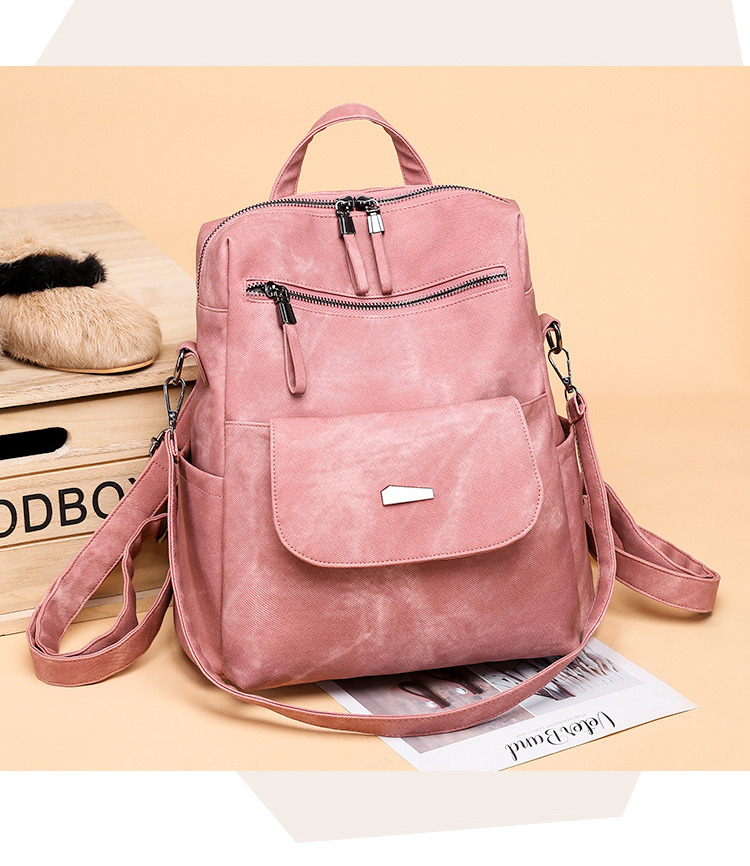 ombro do vintage bagpack mochilas de viagem