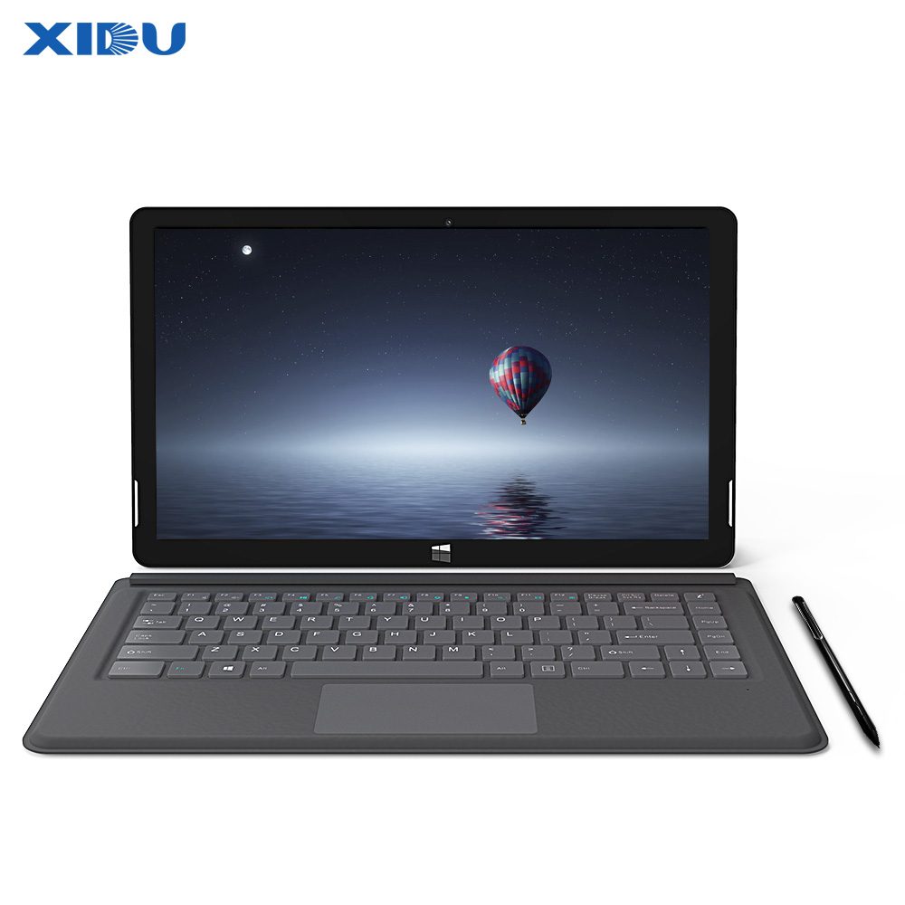 2020 NEW ARRIVAL XIDU 13.3'' PhilPad  2 in 1 Laptop 6GB RAM 128GB ROM Window10 PC E3950 Quad Core Touchscreen 1080IPS Notebook|Laptops| |  - title=