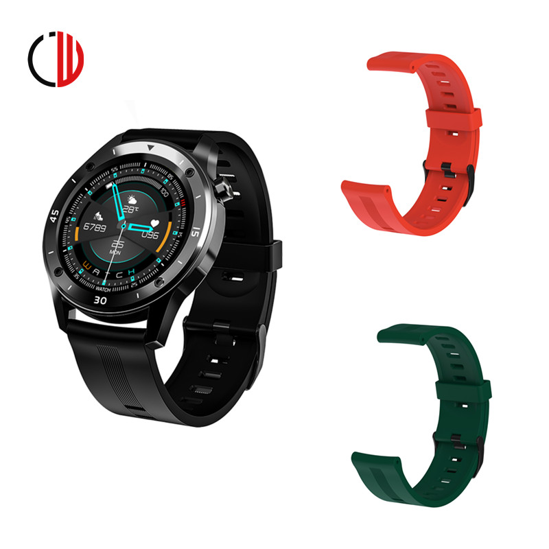 CZJW F22S Sport Smart Watches for man woman 2020 gift intelligent smartwatch fitness tracker bracelet blood pressure android ios 9