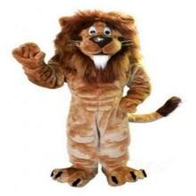 Костюм талисмана льва; Карнавальный пушистый костюм; Вечерние