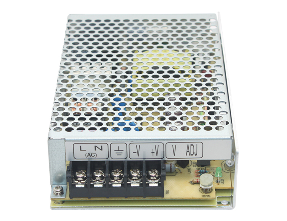 H5cc0e71a76f14b43bea5f730c43643e53 - Taiwan Meanwell Switching Power Supply NES-75-24 24V 3.2A 75W for Laser Controller Single output DC Power Supply