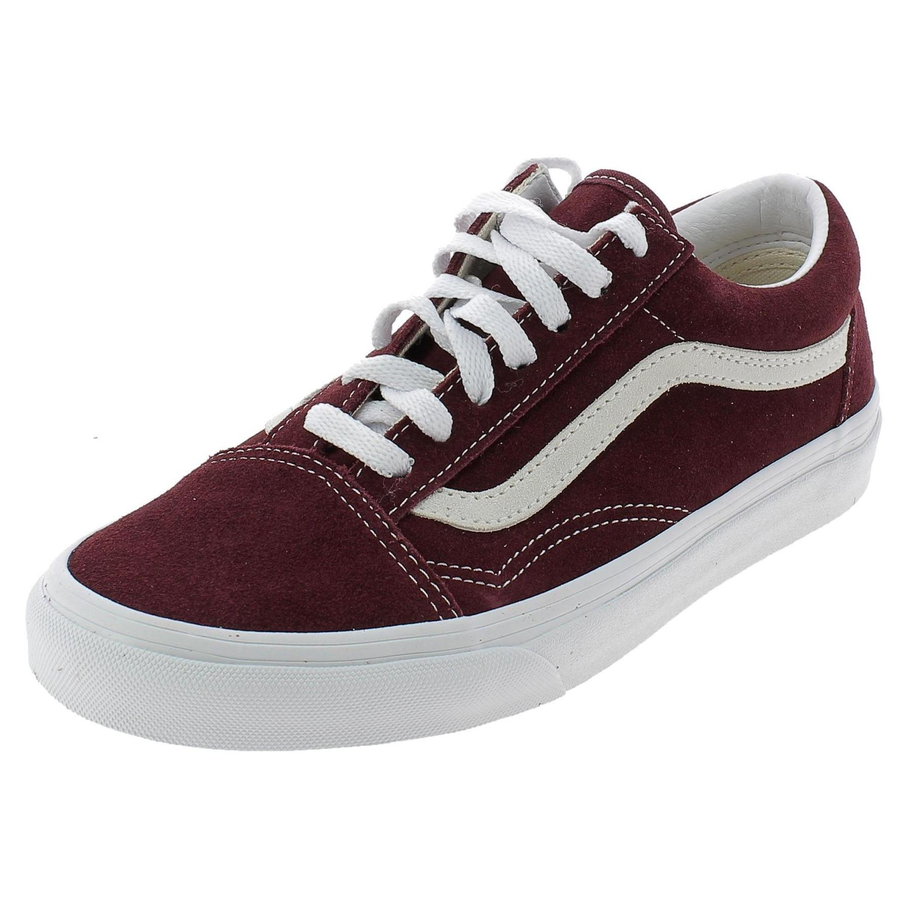 vans old skool bordeaux