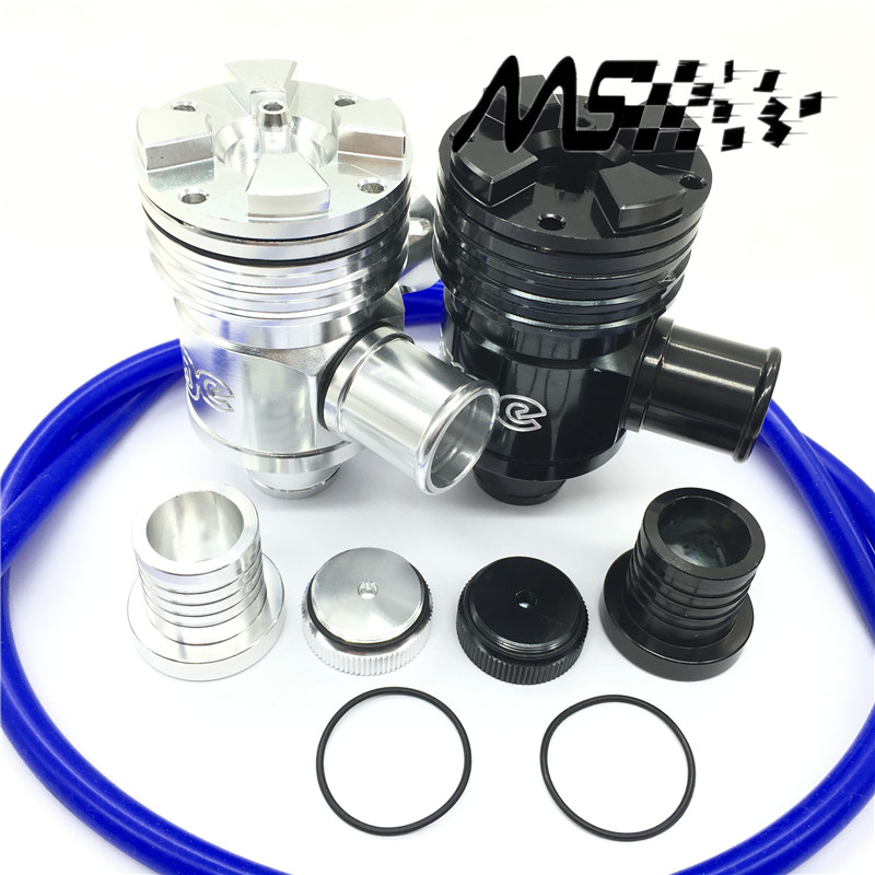 Blow Off Valve S Diverter Turbo BOV Boost สำหรับ Volkswagen GTI Jetta Audi 1.8T 2.7T