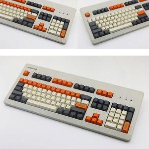 Cor do carbono 104 + 21 chave do laser escultura perfil oem pbt para filco cereja G80-3800 3850 3000 teclado mecânico keycap tampas chaves