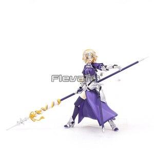 Image 5 - Figma 366 kader/Grand sipariş cetvel Jeanne DArc PVC Action Figure koleksiyon FGO heykelcik oyuncak