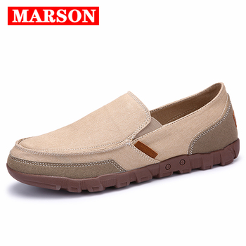 New Men Casual Shoes Light Loafers Sneakers Fashion Canvas Comfortable casual Zapatos Casuales Plus Size