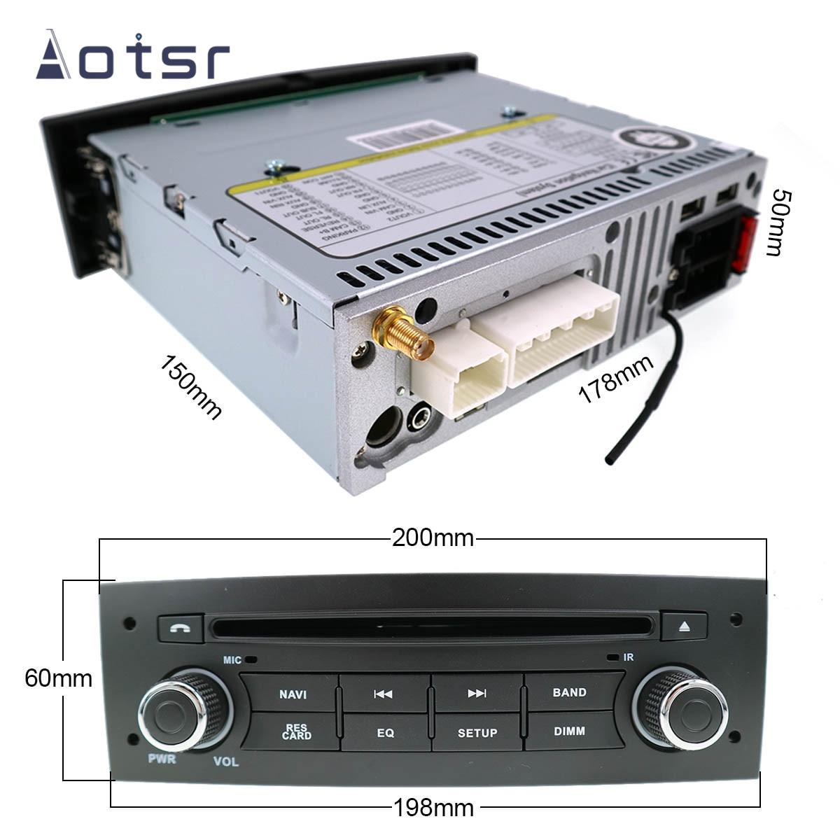 DSP Android 10.0 Car DVD Player GPS Navigation For Renault Megane 2 Fluence 2002-2008 SatNav Radio multimedia recorder head unit 2
