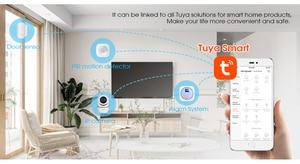 Image 5 - Fuers 1080P IPกล้องTuya APPอัตโนมัติติดตามกล้องรักษาความปลอดภัยภายในบ้านกล้องวงจรปิดไร้สายWiFi Baby Monitor