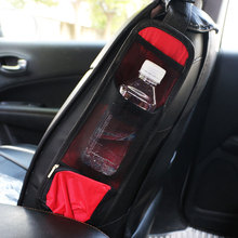 Car Seat Storage Bag Organizer For Stowing Tidying Auto Side Hanging Pocket Bags Nylon Sundries Holder car-styling