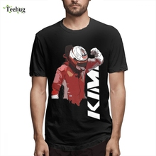 3D Print T shirt Kimi Raikkonen Tee For Male Casual Streetwear Man O-neck T-Shirt Top design Fashionable