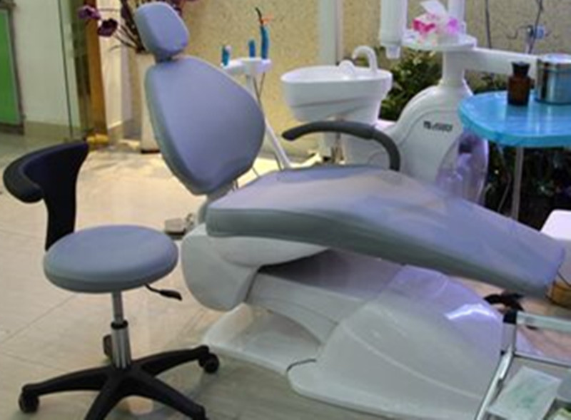 Smoke Gray Dental Unit Cover Dentist Chair Protector Stool Sleeves Washable Cushion 4Pcs/Set