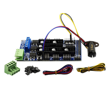 1 Set 3D Press Sensor Auto Leveling Sensors+Ramps1.5 Controller Panel For Ramps1.4 Anet A8 A6 Mendel Prusa Printer Parts