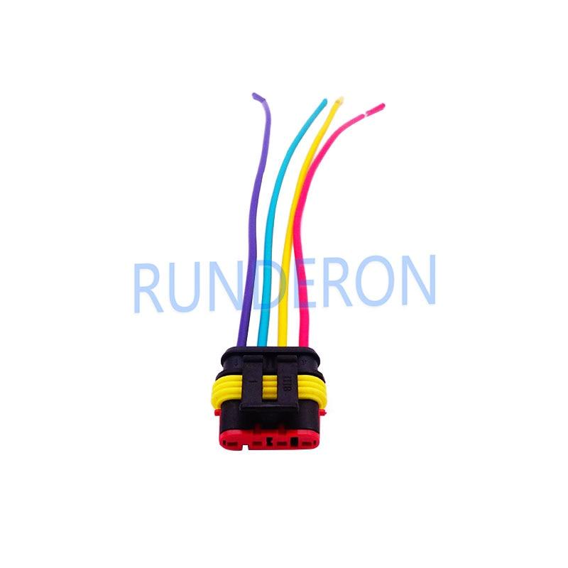 [SCHEMATICS_49CH]  Auto Parts 4 Pin Wire Harness Connector Plug for Bosch Urea Pump  Temperature Sensor Socket Temperature Sensor  - AliExpress   Bosch Wire Harness      AliExpress