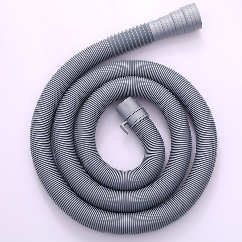 Universal Washing Machine Drain-pipe Discharging Tube Sewer Pipe Extension Tube Hose Fully Automatic Impeller Roller