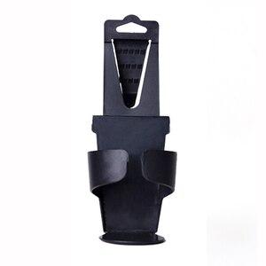 Image 5 - Soporte Universal para bebidas en el coche soporte de la taza del asiento trasero de la puerta del coche soporte de la bebida