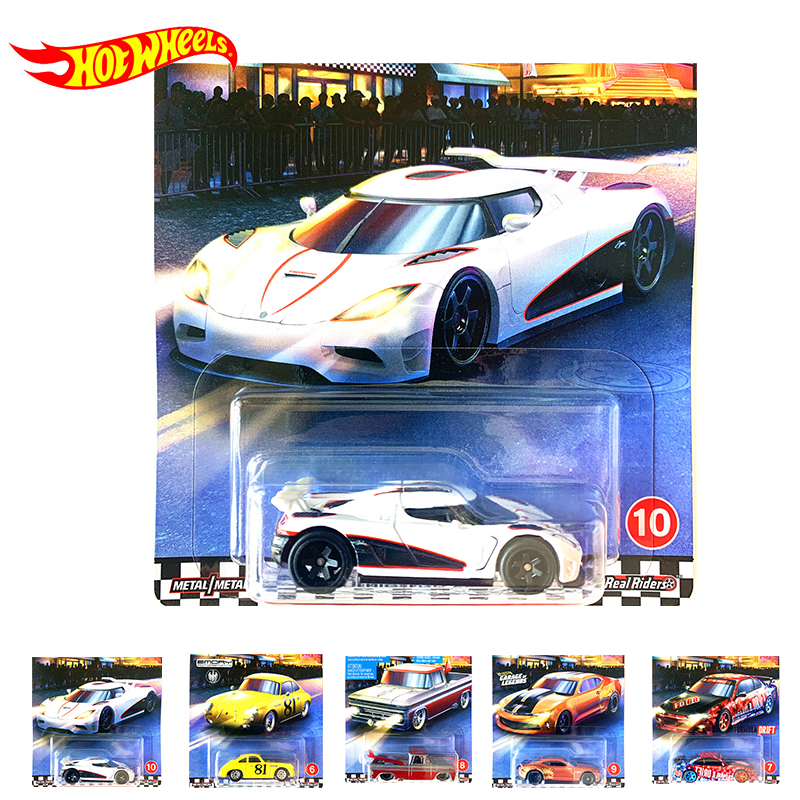 Original Hot Wheels Car Kids Toys Boys Car Toys for Children Alloy Car Model Diecast 1/64  Kids Toy for Children Limited Edition