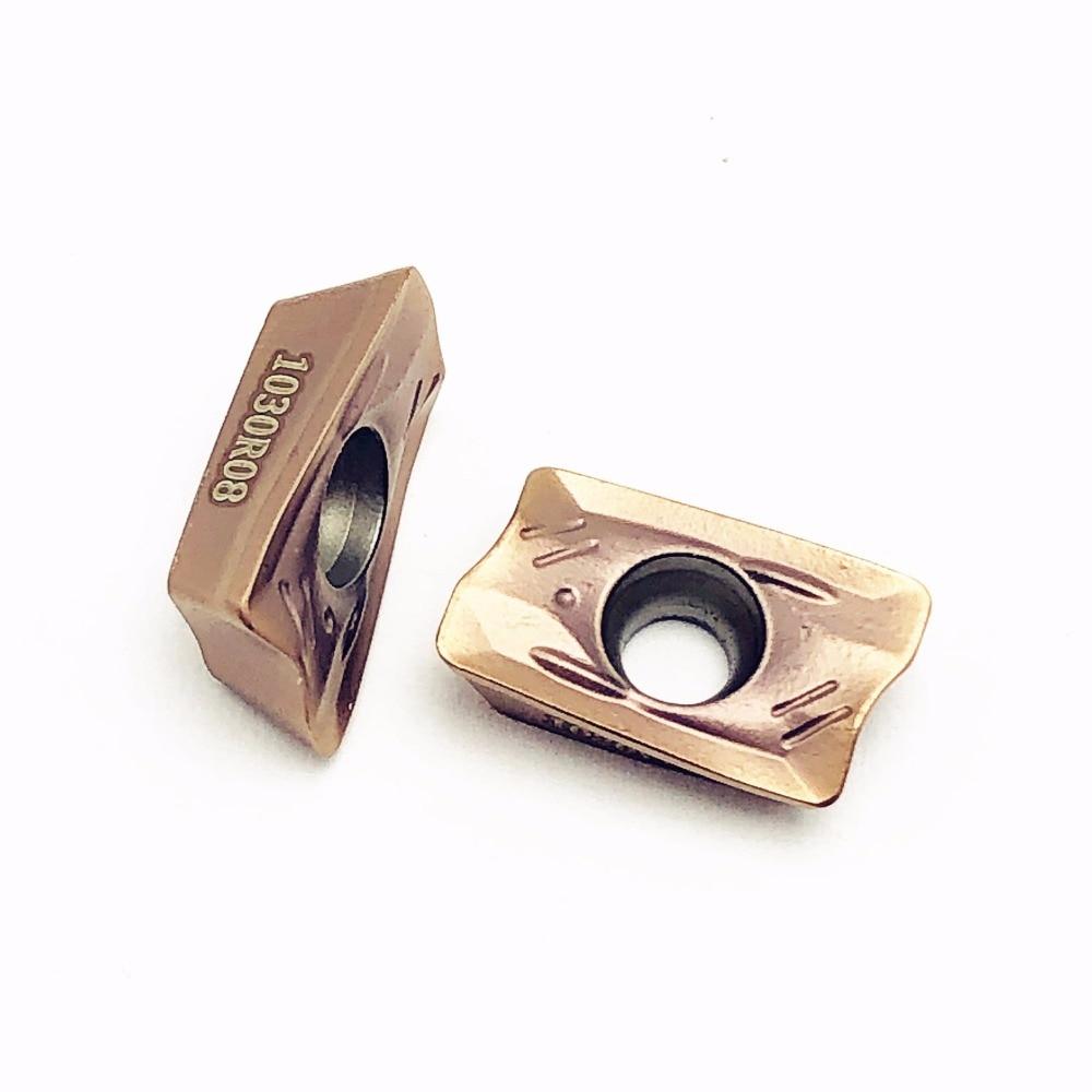 R390 11T308M PM1130 10pcs R390 11T308M Plane milling insert for steel