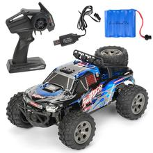 GloryStar Car Model Rechargeable Remote Control Car 2.4G Wireless Remote Control Vehicle Off-Road Climbing Car Cross-Border Toy simulation 2 4g remote control car bus school bus wireless remote control toy car rechargeable model car children s toy gift