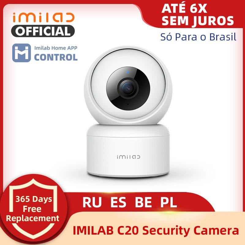 1080P HD Home IP Camera C20 APP WiFi sicurezza visione notturna telecamera sorveglianza Baby Monitor H.265 rilevazione audio versione globale